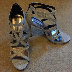 Steve Madden Maree heel - size 9, grey